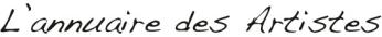 logo annuaire des artistes