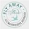logo fly away bride