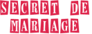 logo secret de mariage