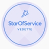 logo star of service vedette