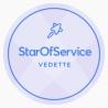 logo star of service vedette